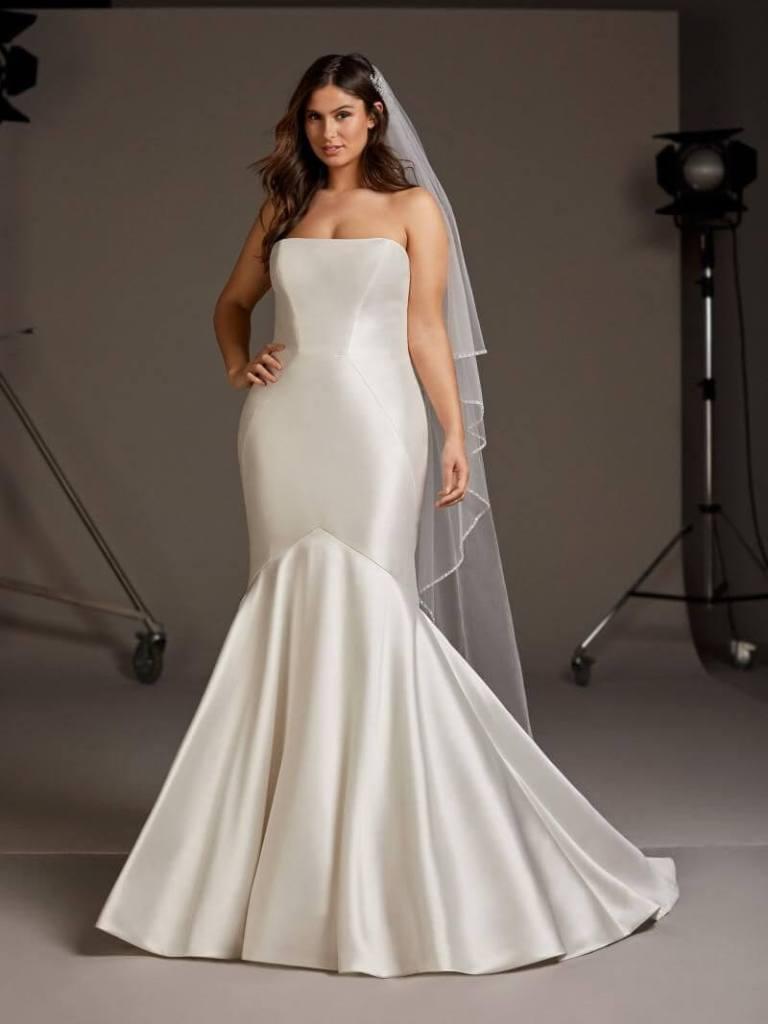 Pronovias Oberon Wedding Dress