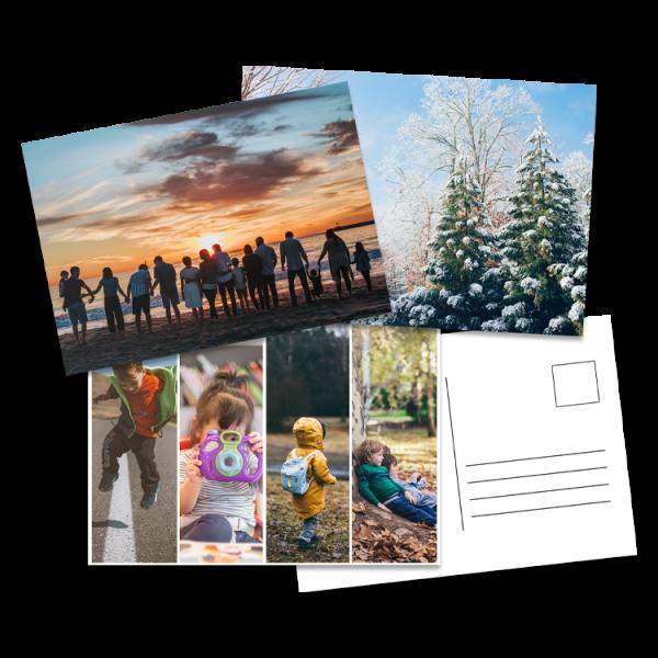 Postcards, A6