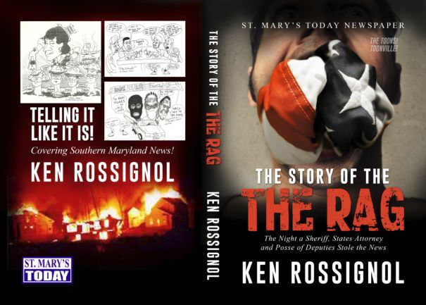 The Story of The Rag in Kindle, Audible and paperback