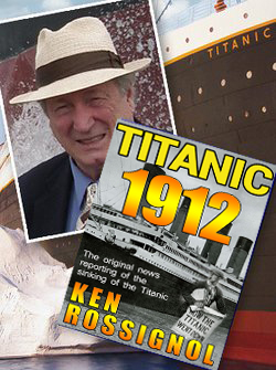 Titanic 1912: the original news stories of the sinking of the Titanic