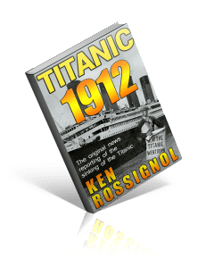Titanic 1912 png_3d