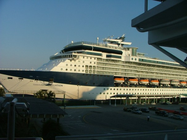Constellation at Fort Lauderdale. THE PRIVATEER CLAUSE photo