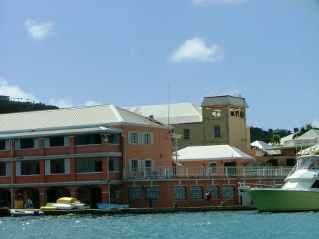 St. Croix depends heavily on tourists for its economy. Hotels, snorkeling, restaurants and nightclubs are filled with visitors.  THE PRIVATEER CLAUSE photo