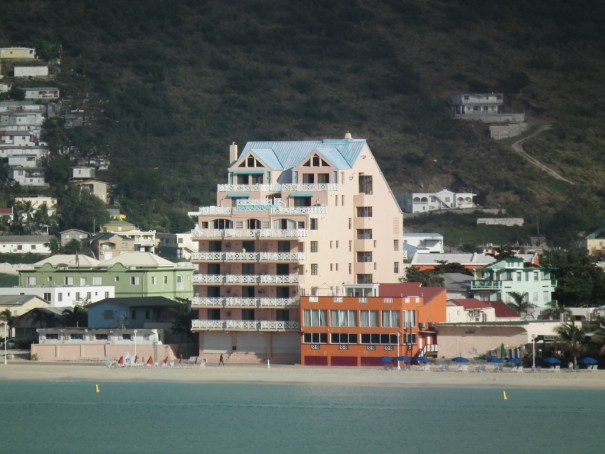 St. Maarten Grand Bay hotel.  THE PRIVATEER CLAUSE photo