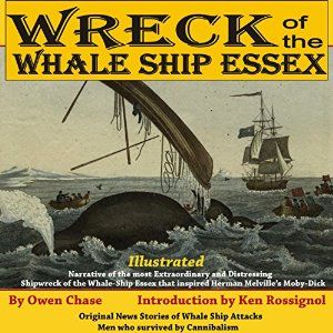 Wreck of the Whale Ship Essex- book trailer – Narrated by Paul J. McSorley