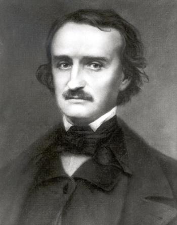 The RAVEN by Edgar Allan Poe – read by Christopher Walken