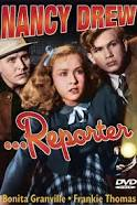 """Why anyone would want to work on a newspaper, I'll never know?"" – Mr. Bostwick in Nancy Drew movie REPORTER"