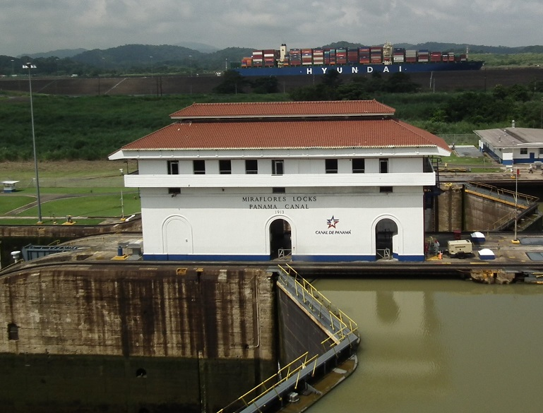 Panama Canal opens third and largest set of locks; celebration ensues with 2016 International Book Fair