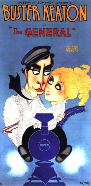 The Sea Empress Theater presents: The General starring Buster Keaton