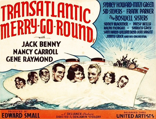 The Sea Empress Theater Presents: Transatlantic Merry-Go-Round