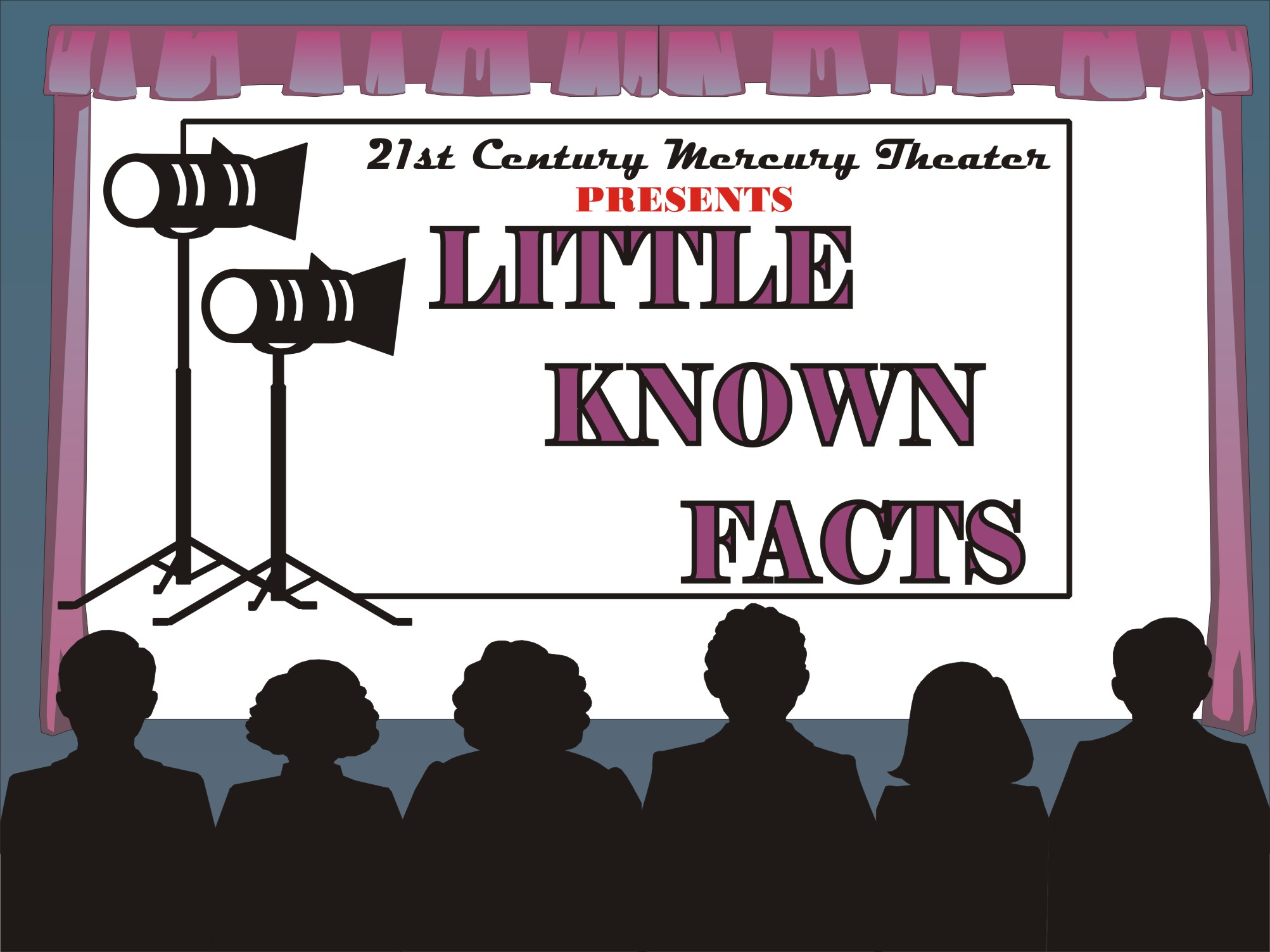 21st Century Mercury Theater: Little Known Facts – Row Across Atlantic and Slow Boat to China