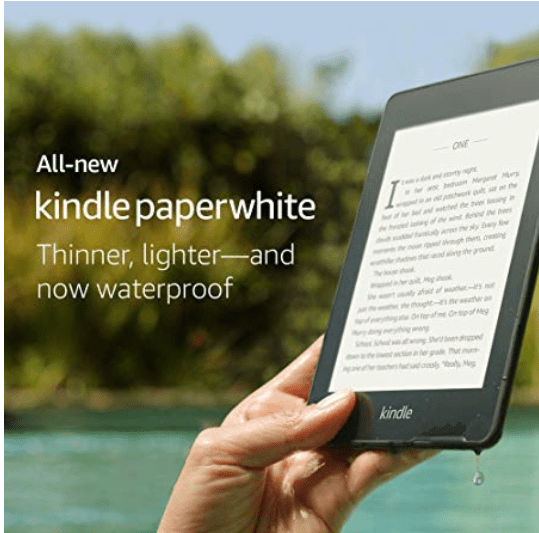 #Kindle Paperwhite Hot Summer Giveaway