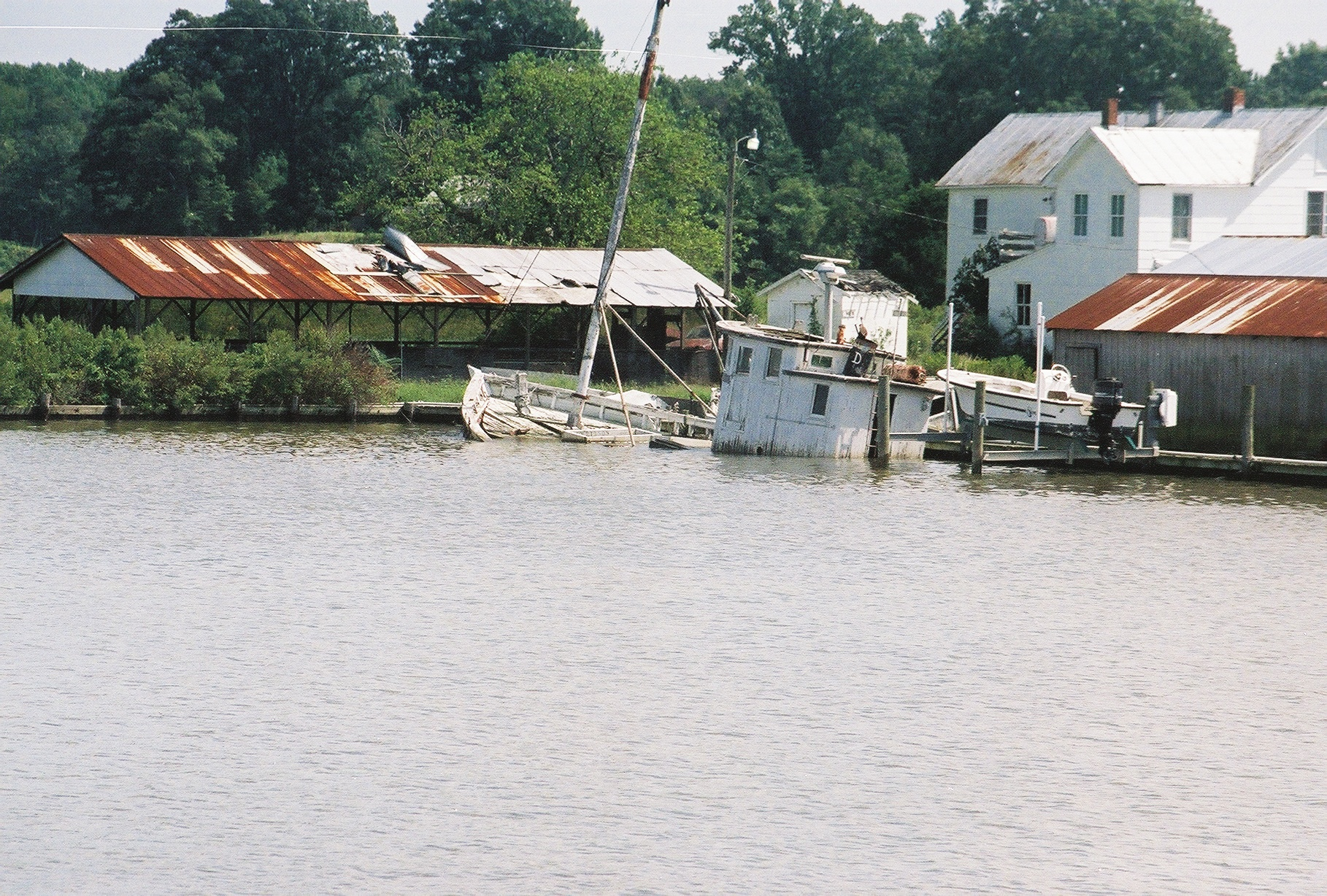 The Chesapeake: Oyster Buyboats, Ships & Steamed Crabs