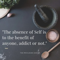 Absence of Self