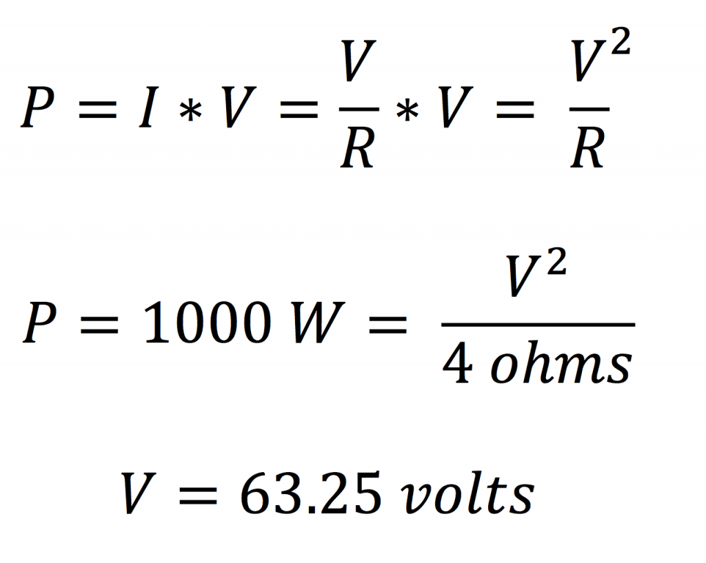An Introduction To Ohm S Law And Power