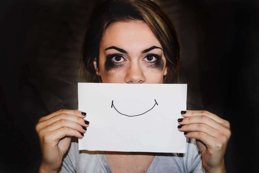 Mental health at Christmas - putting on a happy face
