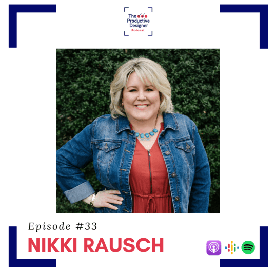 Sales maven Nikki Rausch as guest in TPD episode about selling authentically