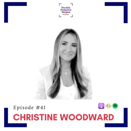 Christine Woodward as guest on TPD episode about women empowerment