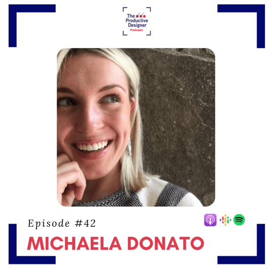 Michaela Donato as guest in TPD episode titled Strategy coaching call-what is your differentiator?