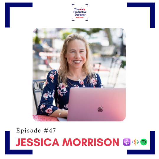 Jessica Morrison on TPD episode How to effectively use local SEO for your Interior Design business