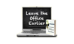 Leave the Office Earlier eCourse by Laura Stack #productivity