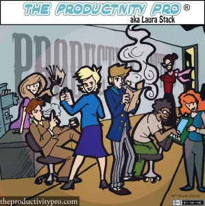 The 15 Characteristics of a Productive Team: What Matters Most by Laura Stack #productivity