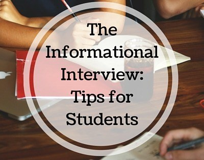 The Informational Interview: Tips for Students Considering Law School