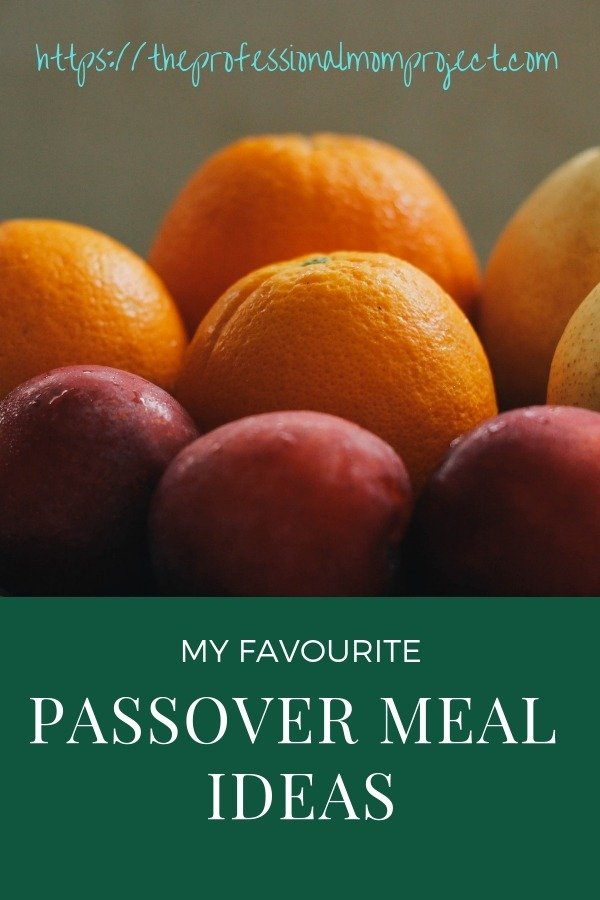 Give some of these great Passover meals a try this holiday! Healthy, easy and they don't even taste like traditional Passover dishes.