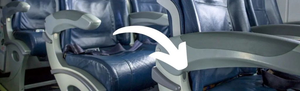 plane seat hack the professional traveller seat button