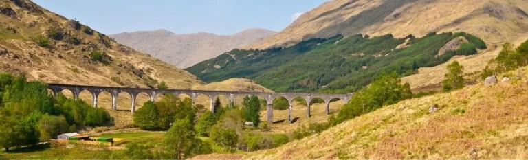 the professional traveller scottish highlands glenfinnan