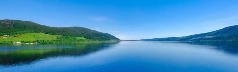 the professional traveller loch ness scottish highlands