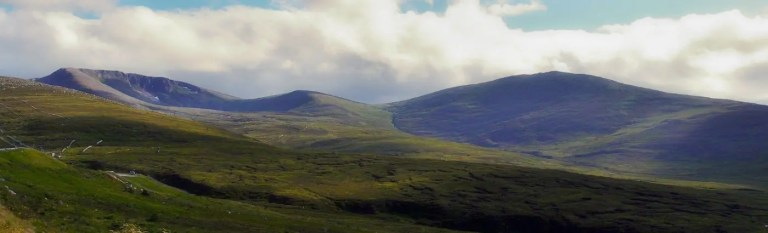 the professional traveller scottish highlands munros