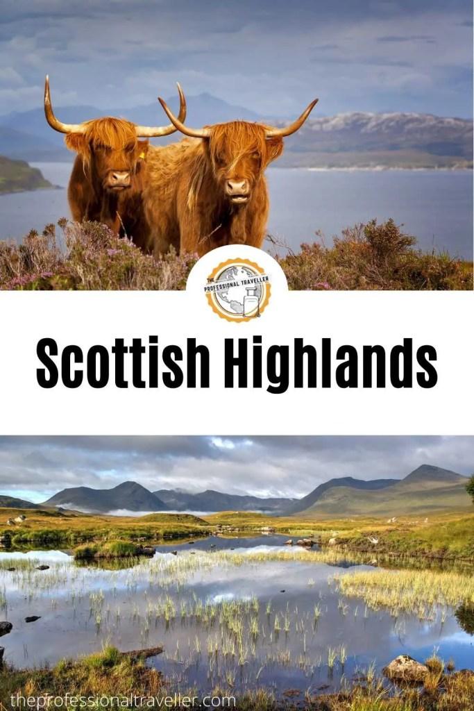 scottish highlands the professional traveller