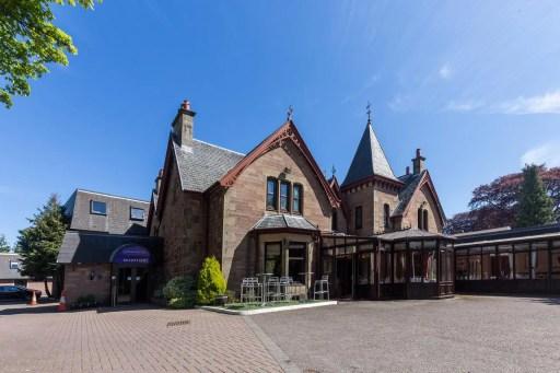 craigmonie hotel inverness hotels
