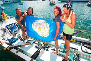 Yorkshire Rows complete Talisker Whisky Atlantic Challenge