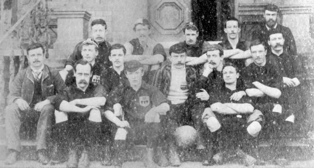 Sheffield FC historical players