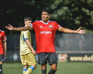 Male Sheffield FC player