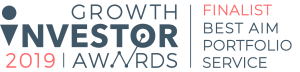 Growth Investor Awards 2019 – Finalist – Best AIM Portfolio Service