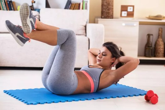 Killer workouts you can do from home when the cold hits