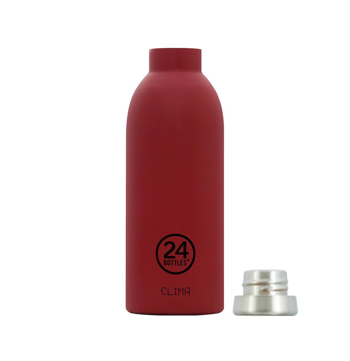 24Bottles Clima Bottle 500ml Red | Θερμός 500ml
