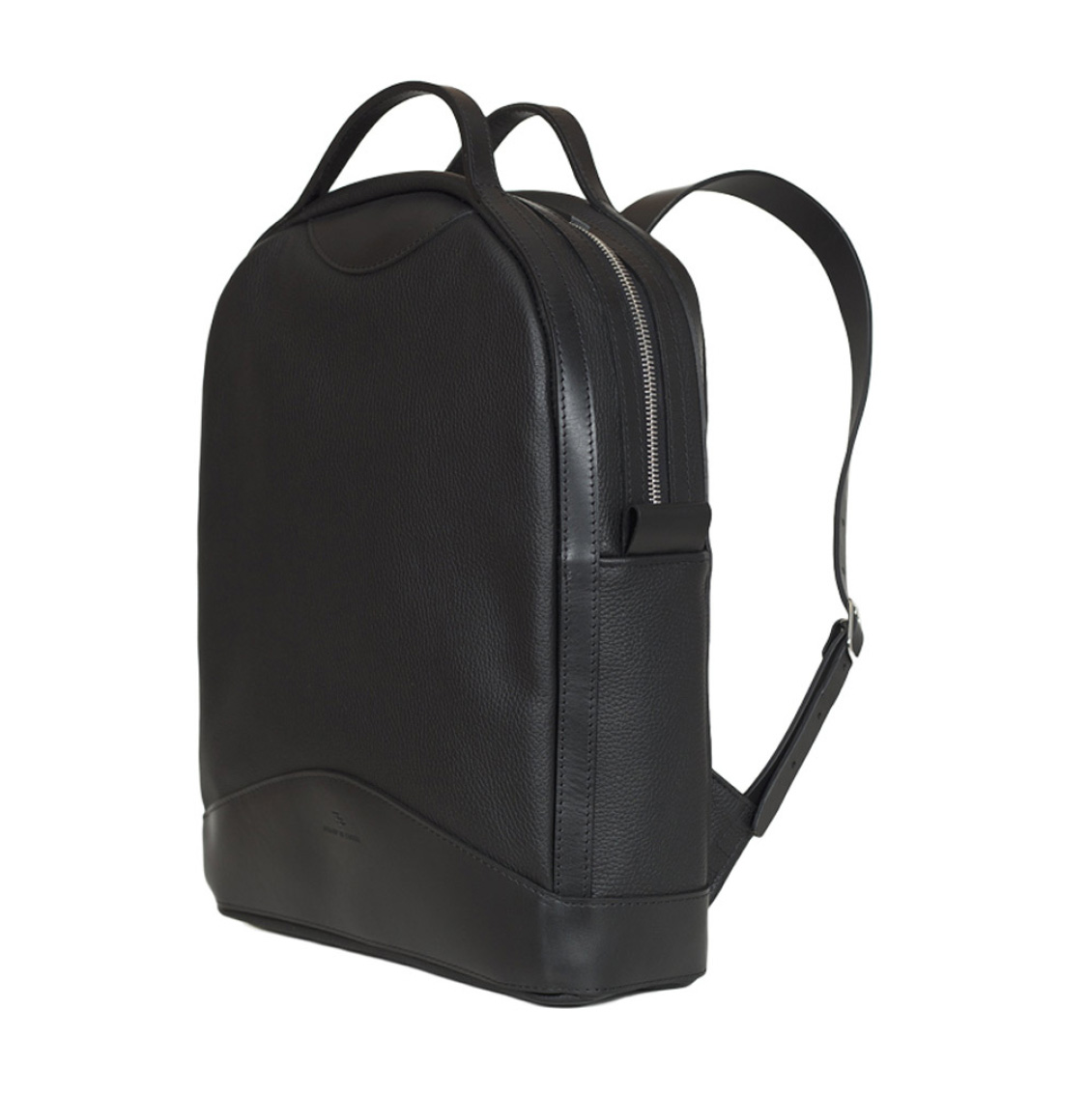 Atelier De L' Armee Voyager Pack Leather Black