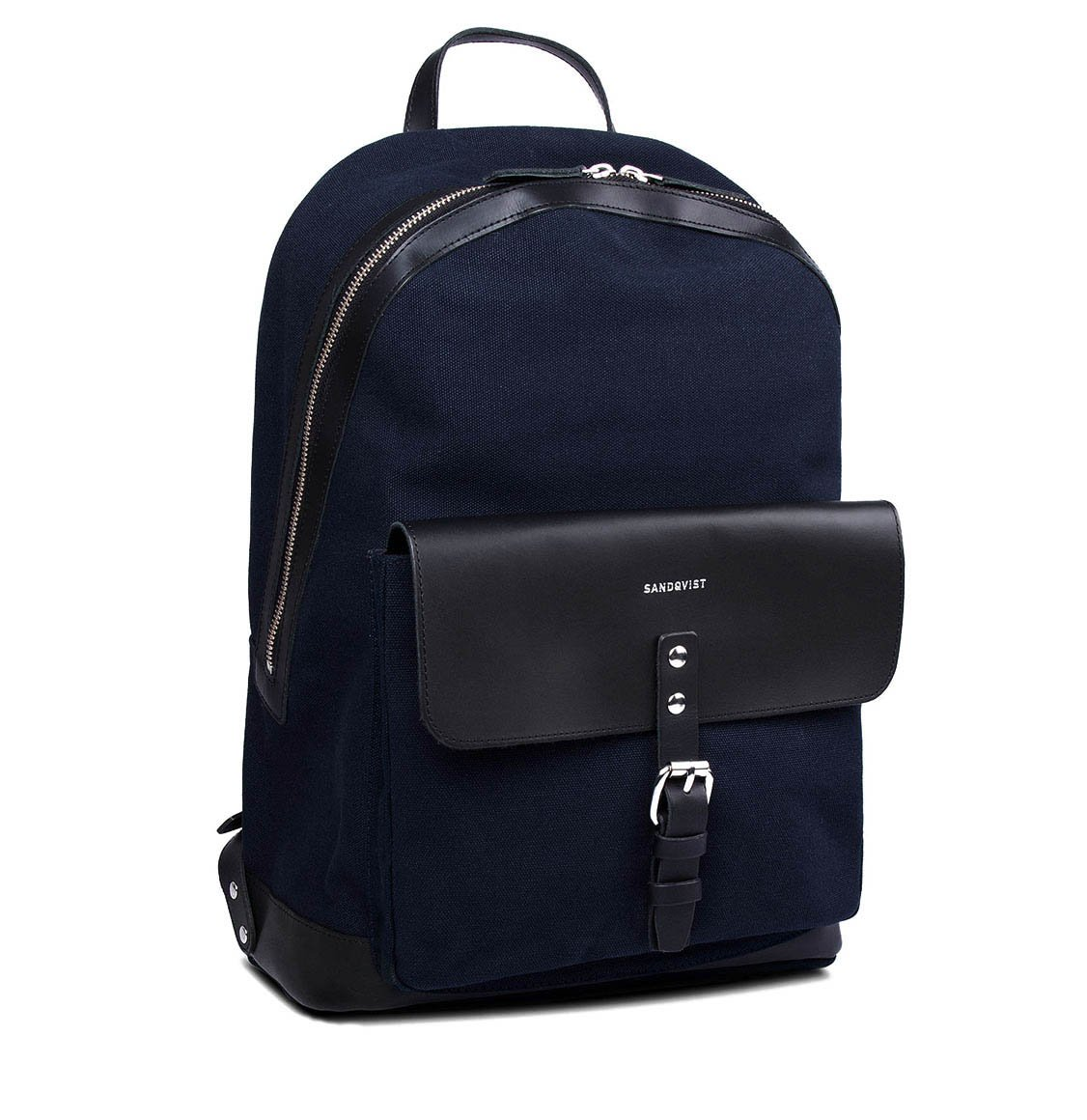 Sandqvist Andor Blue Backpack