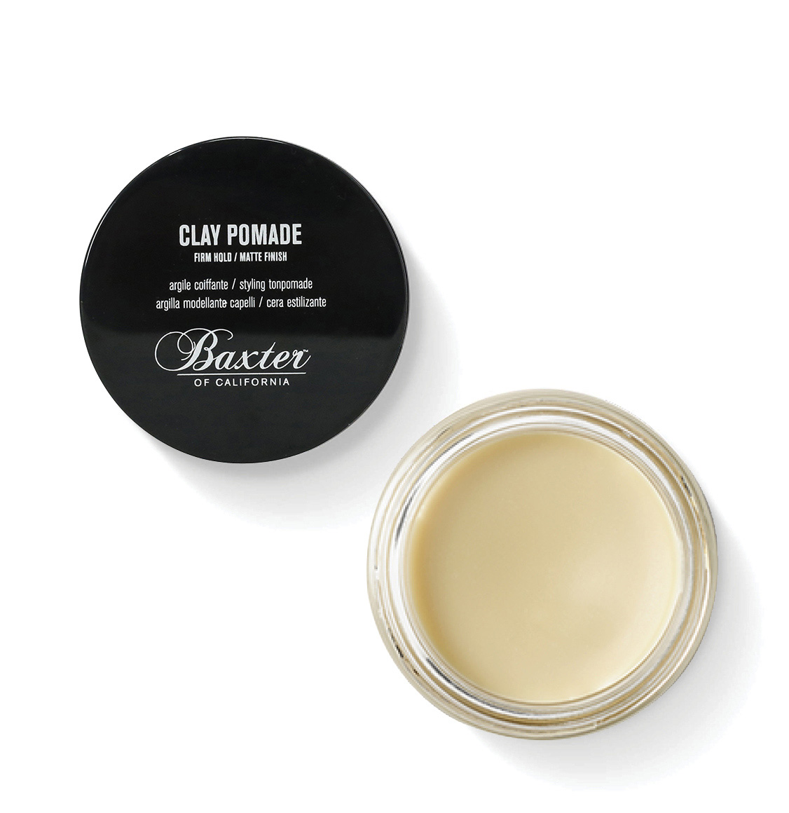 Baxter of California Hair Styling Clay Pomade 60ml | Πομάδα Για Μαλλιά