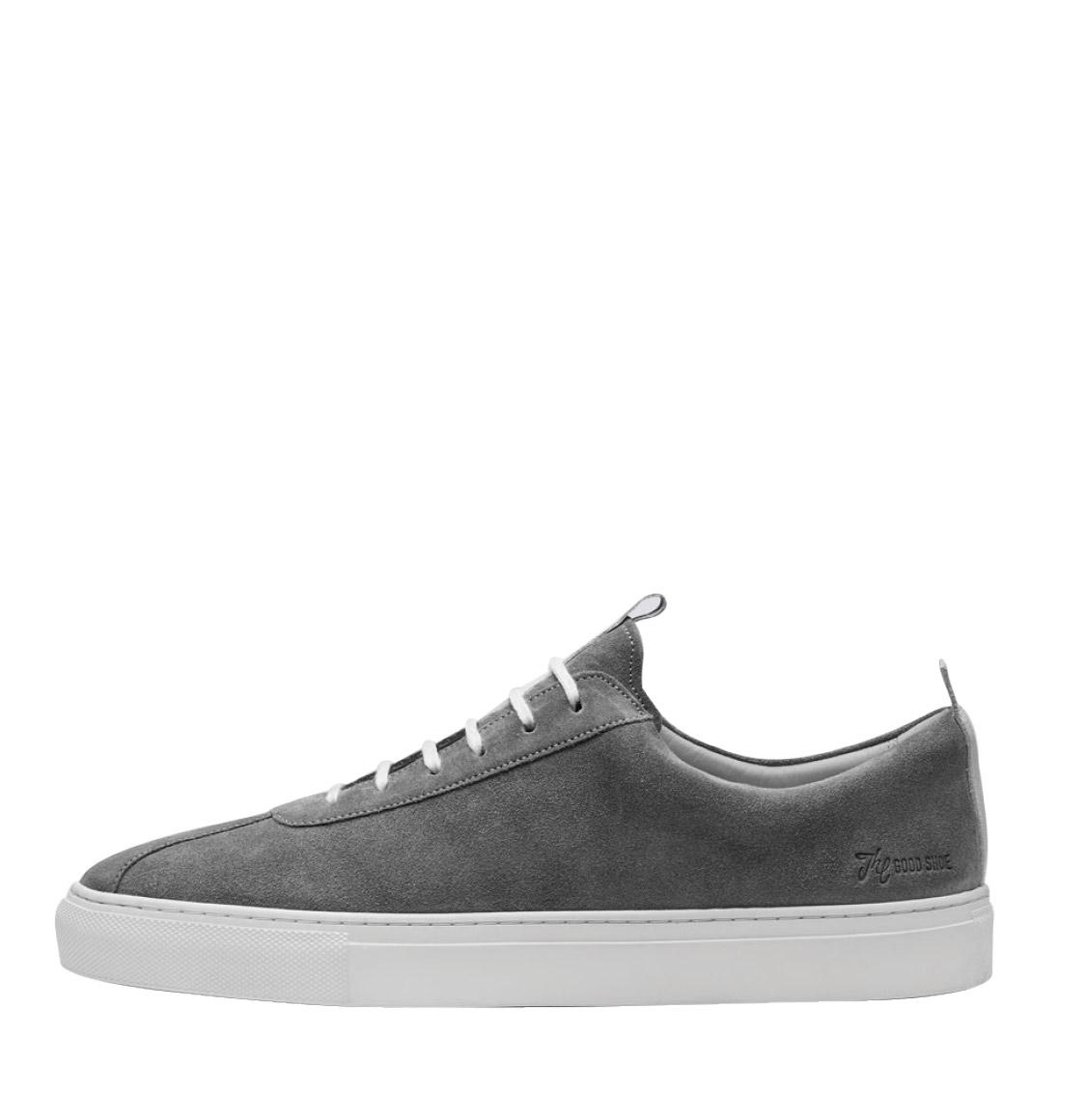 Grenson Ash Suede Oxford Sneaker