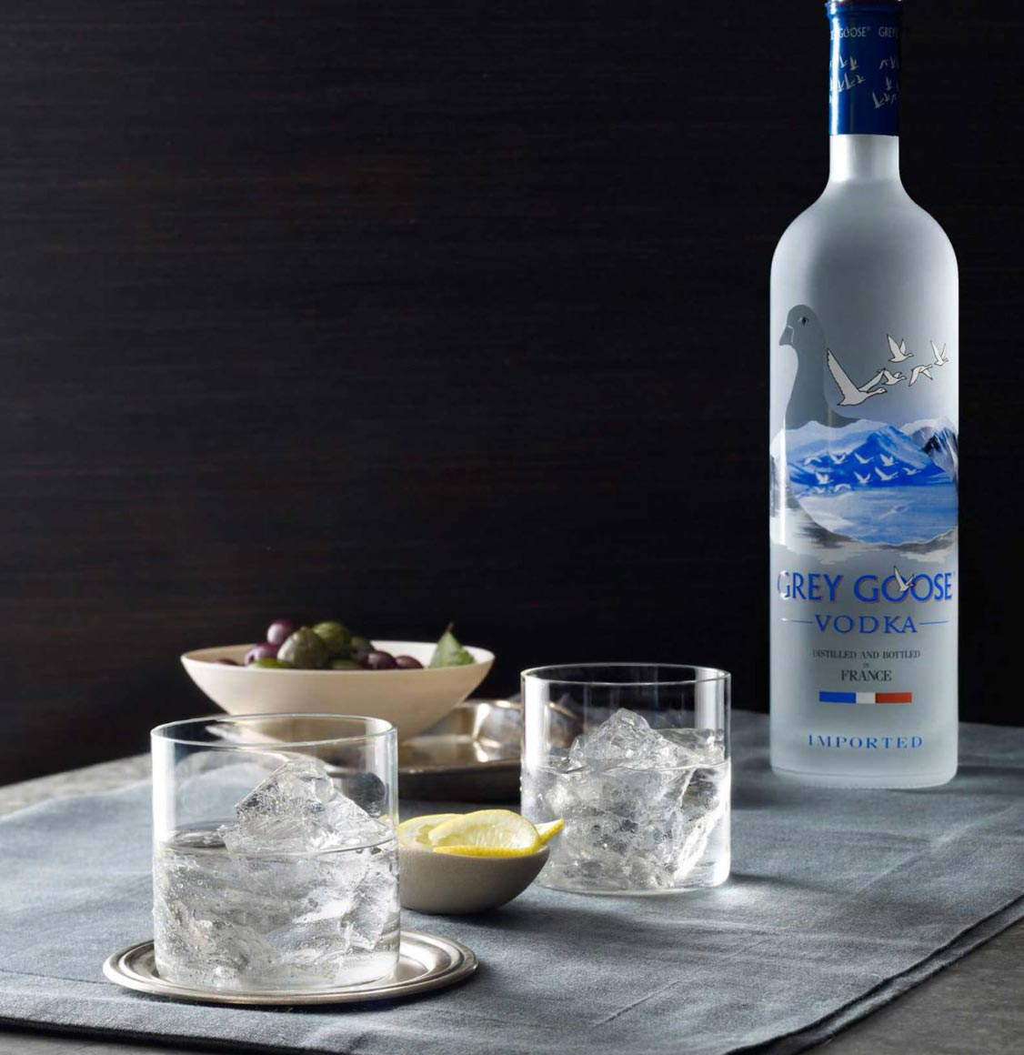Grey Goose Distilled Premium Vodka 3L