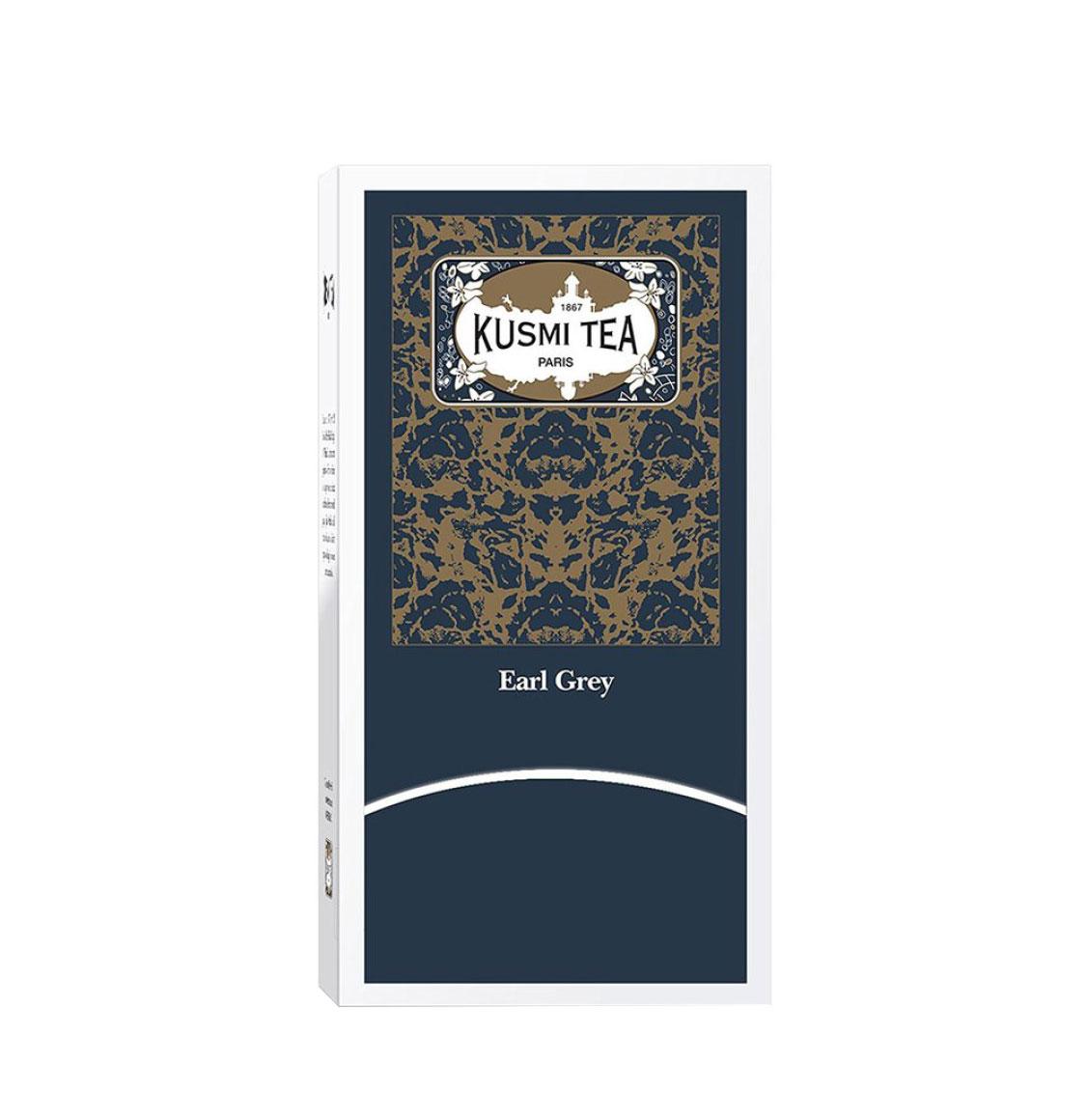 Kusmi Tea Earl Grey Tea 25 Φακελάκια