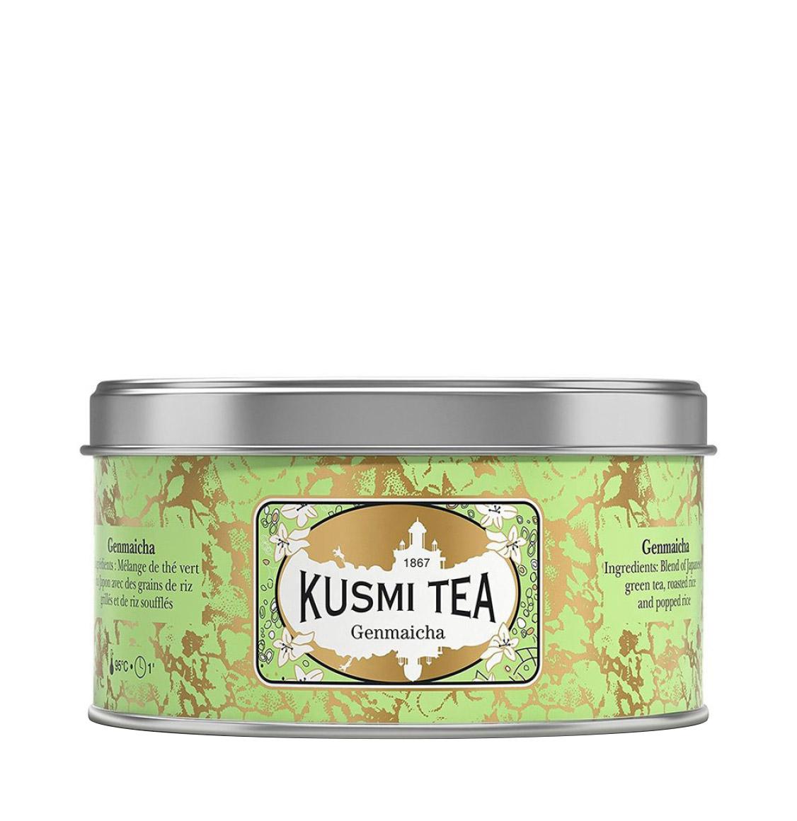 Kusmi Tea Genmaicha 100g
