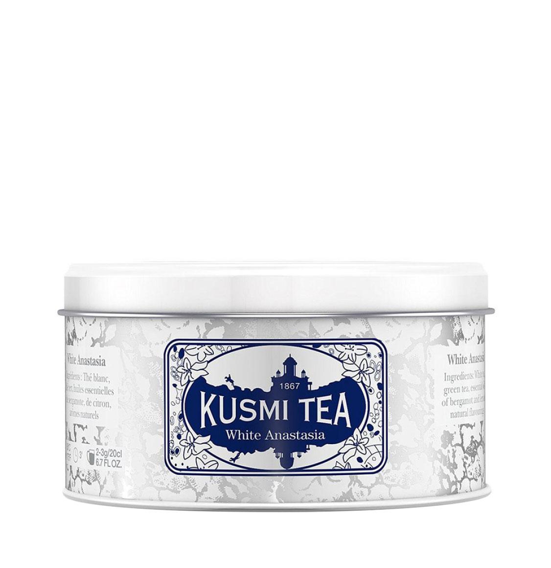 Kusmi Tea White Anastasia 125g