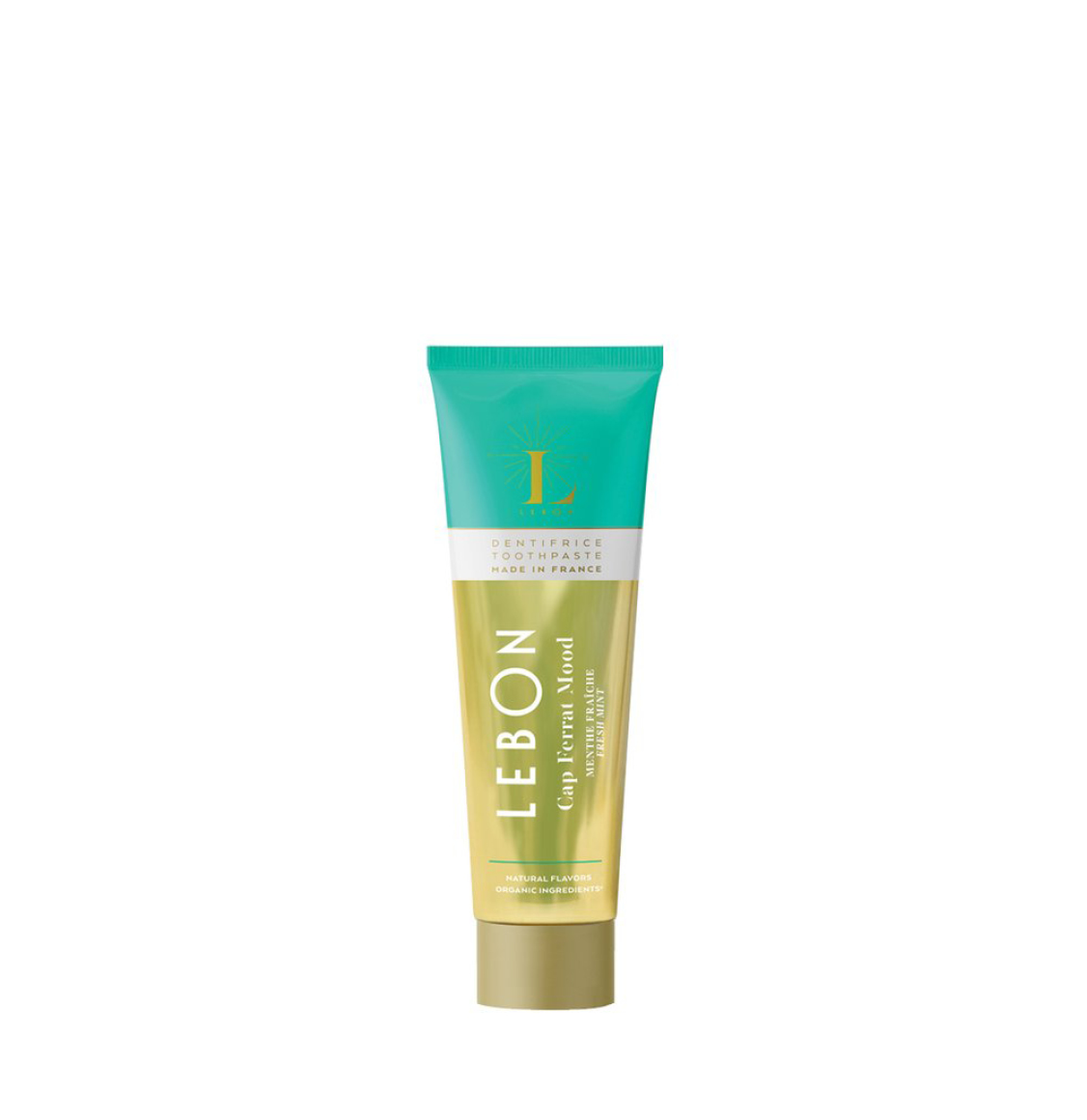 Lebon Fresh Mint Toothpaste Travel Size 25ml