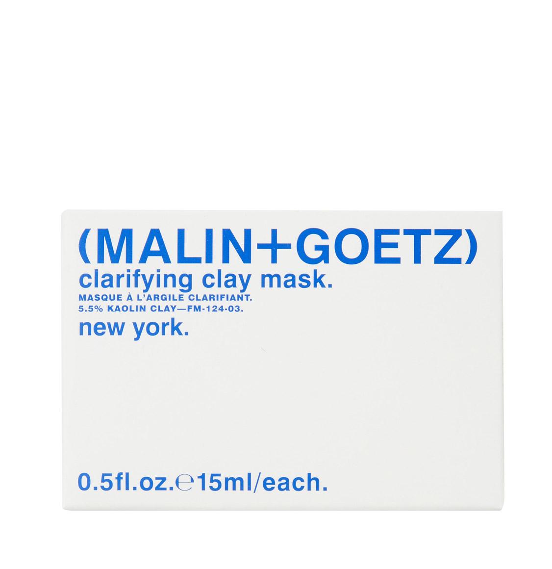 Malin and Goetz Clarifying Clay Mask 3 x 15ml